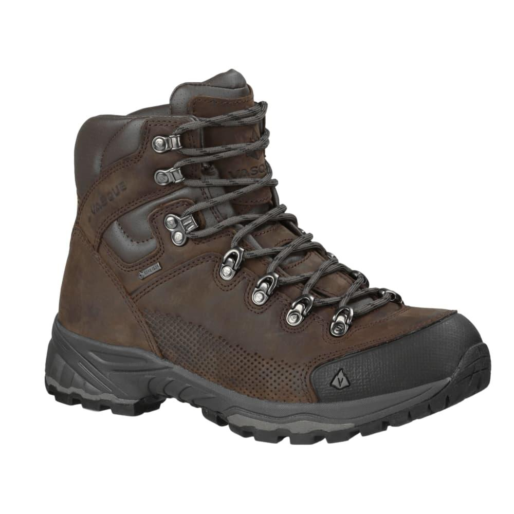 Vasque Men's St. Elias GTX Waterproof Hiking Boot SLTBROWN
