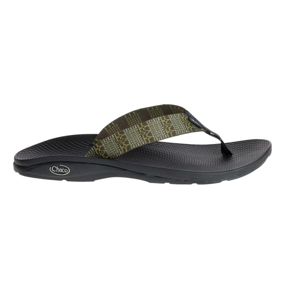 Chaco Men's Flip Ecotread Sandals FOREST