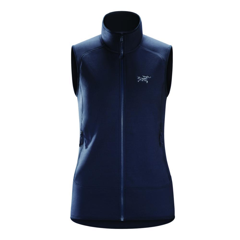 Arc'teryx Women's Kyanite Vest BLK_SAPPHIRE