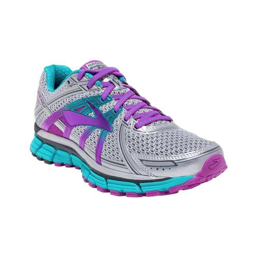 Brooks Women's Adrenaline GTS 17 Shoes SILVERPURP