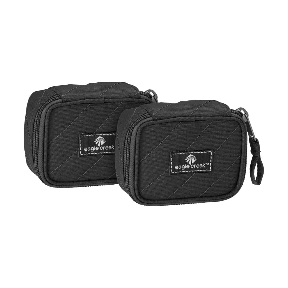 Eagle Creek Pack-It Original Quilted Mini Cub Set BLK_010
