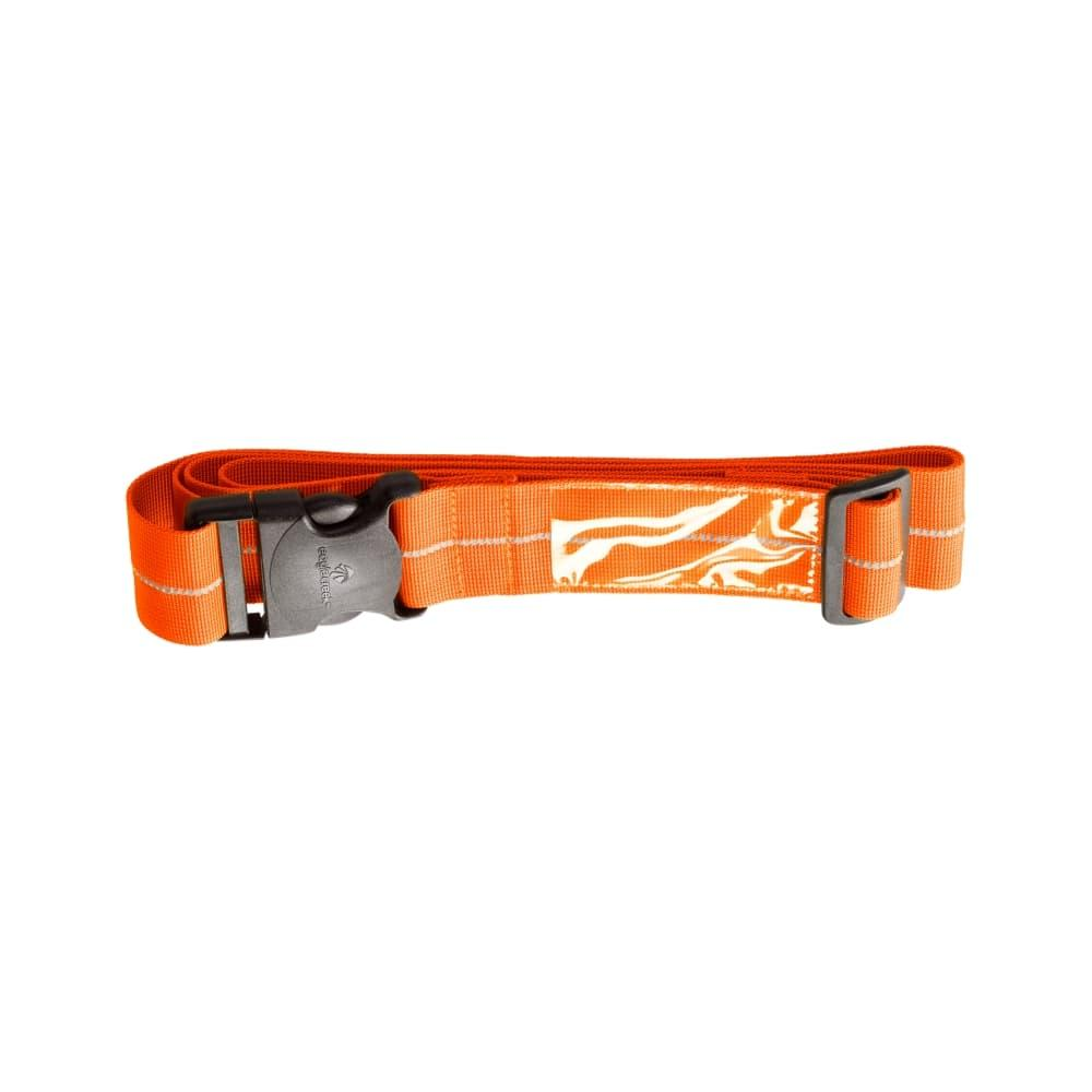 Eagle Creek Reflective Luggage Strap FLAME_ORNG
