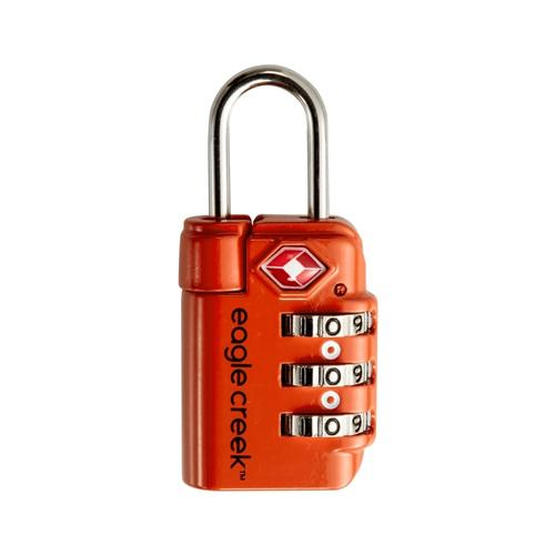 Eagle Creek TSA Travel Safe Lock Flame_orng
