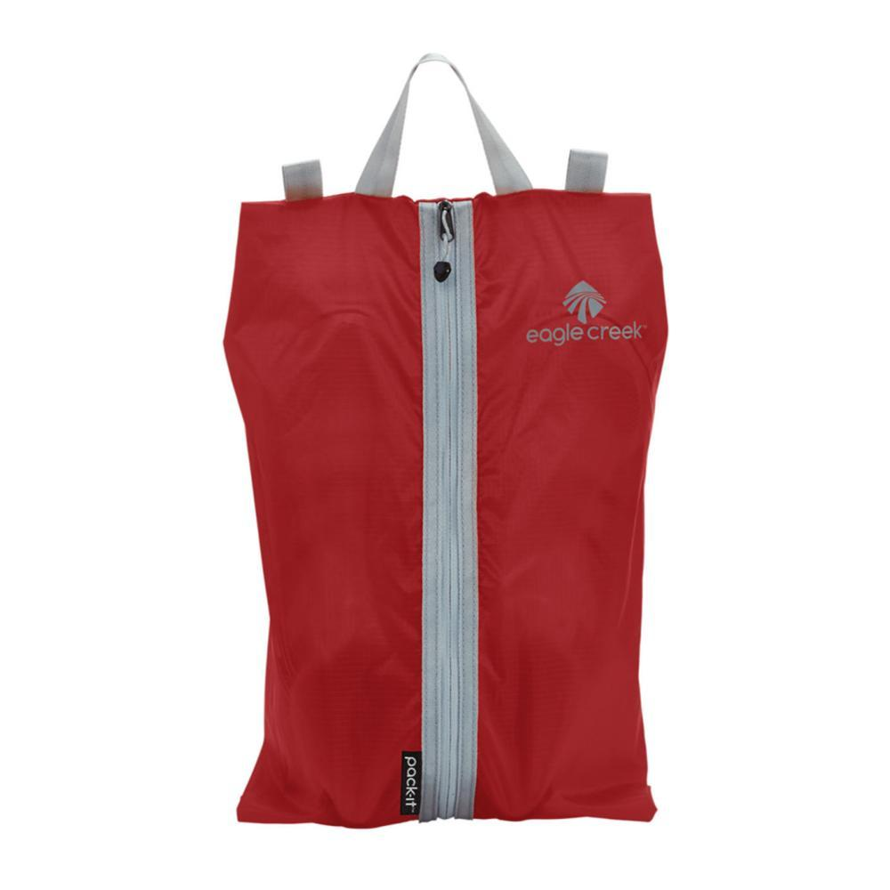 Eagle Creek Pack-It Specter Shoe Sac VOLC.RED_228