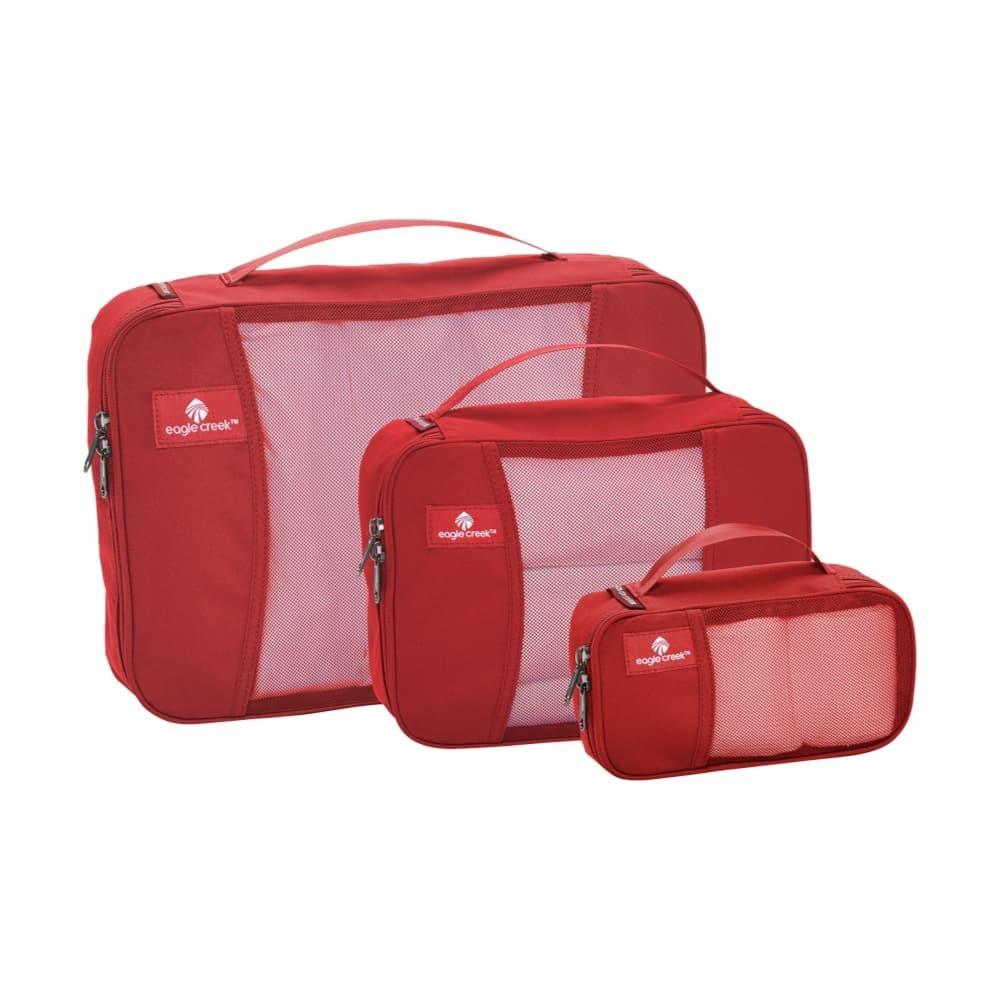 Eagle Creek Pack-It Original Cube Set RED_138