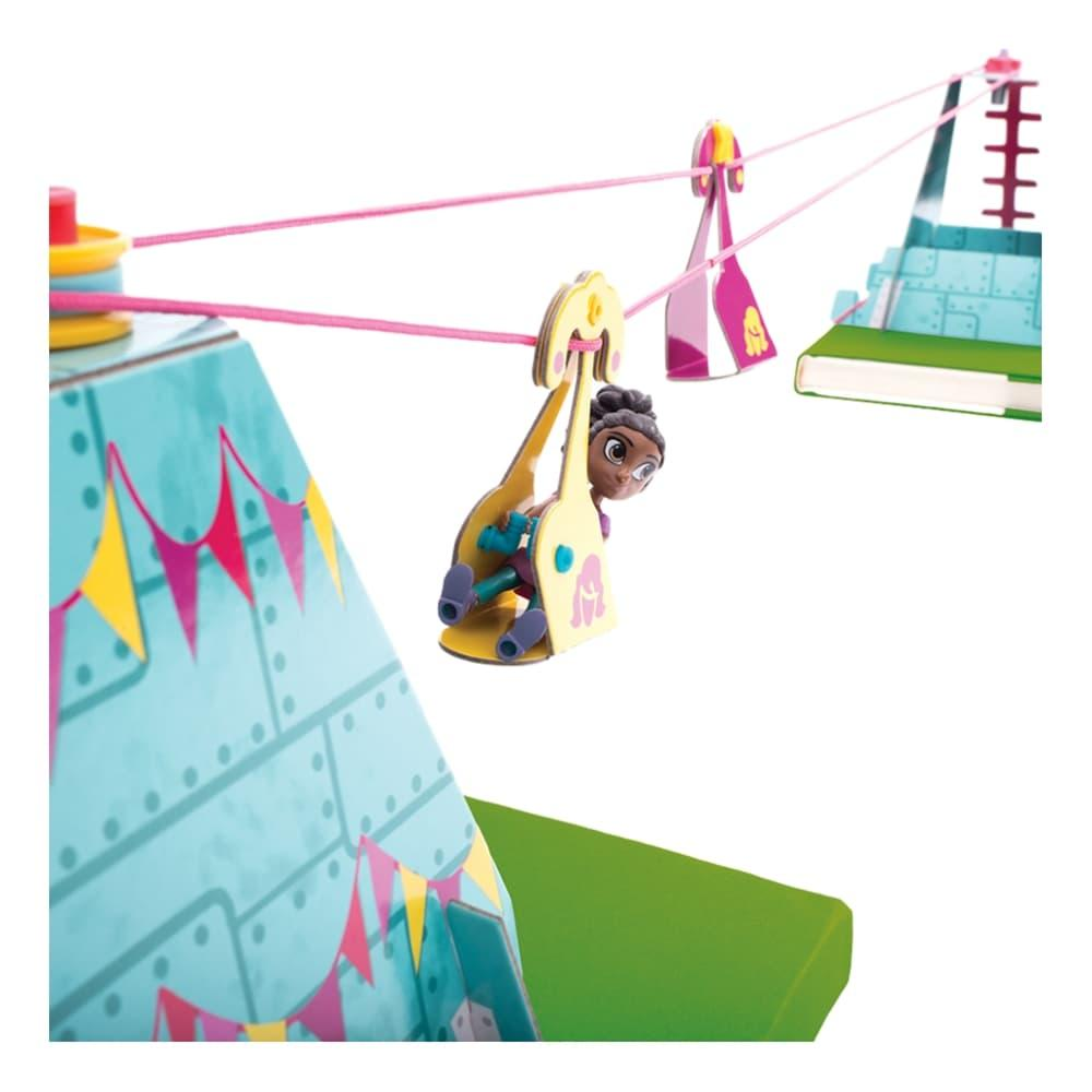 Goldieblox Ruby's Sky- High Cable Car