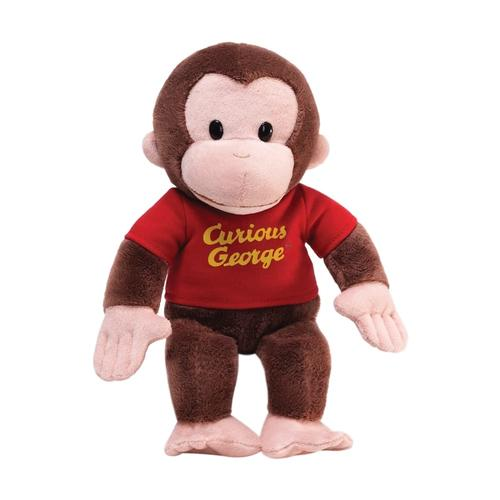 Gund Curious George 12in