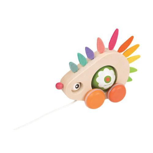 Janod Pull-Along Hedgehog