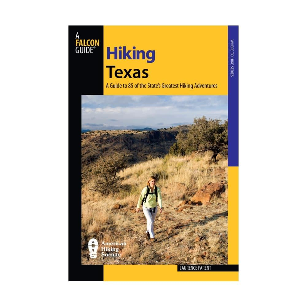 Hiking Texas By Laurence Parent