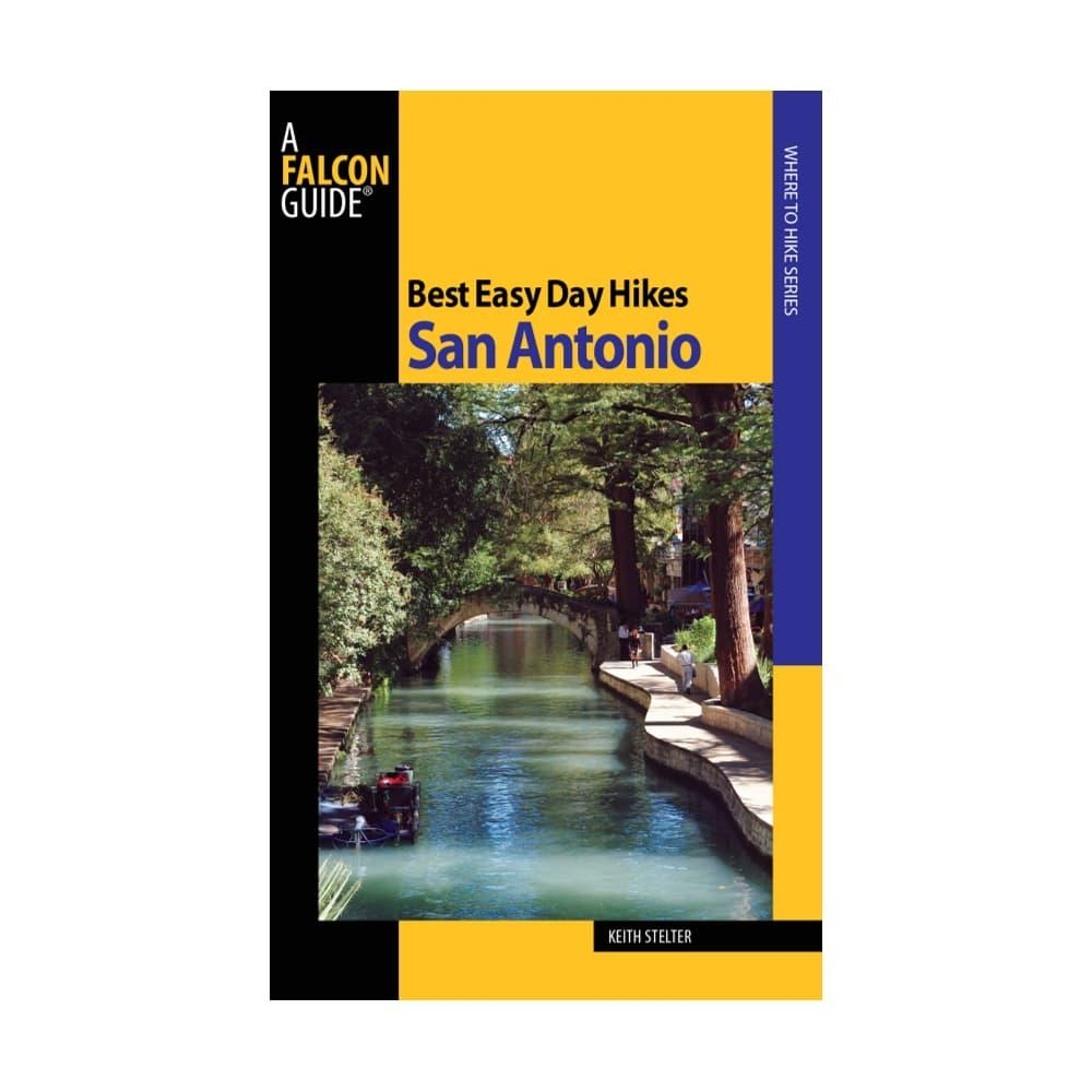 Best Easy Day Hikes San Antonio by Keith Stelter FALCON