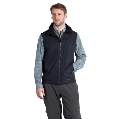 ExOfficio Men's FlyQ Vest BLACK_9999