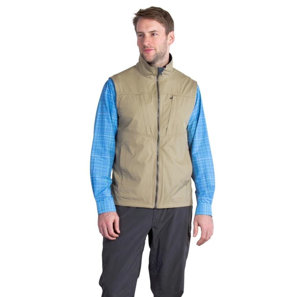 ExOfficio Men's FlyQ Vest WALNT_8325