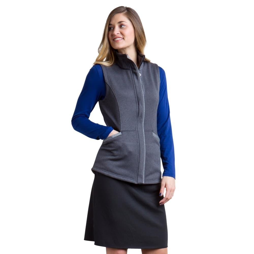 ExOfficio Women's Thermique Vest BLACK_9999