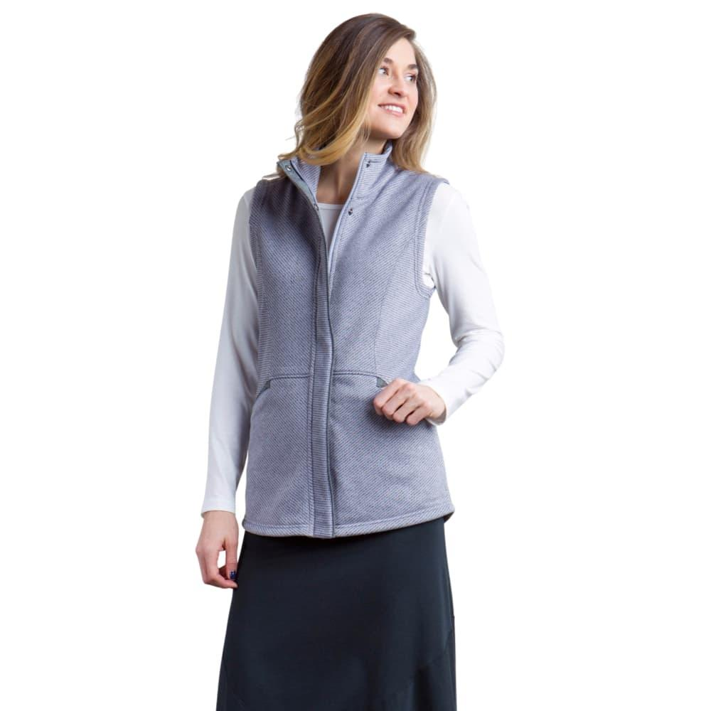 ExOfficio Women's Thermique Vest LILACGRY_4045