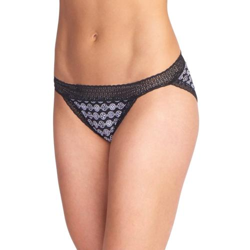 ExOfficio Women's Give-N-Go Printed Lacy Low Rise Bikini