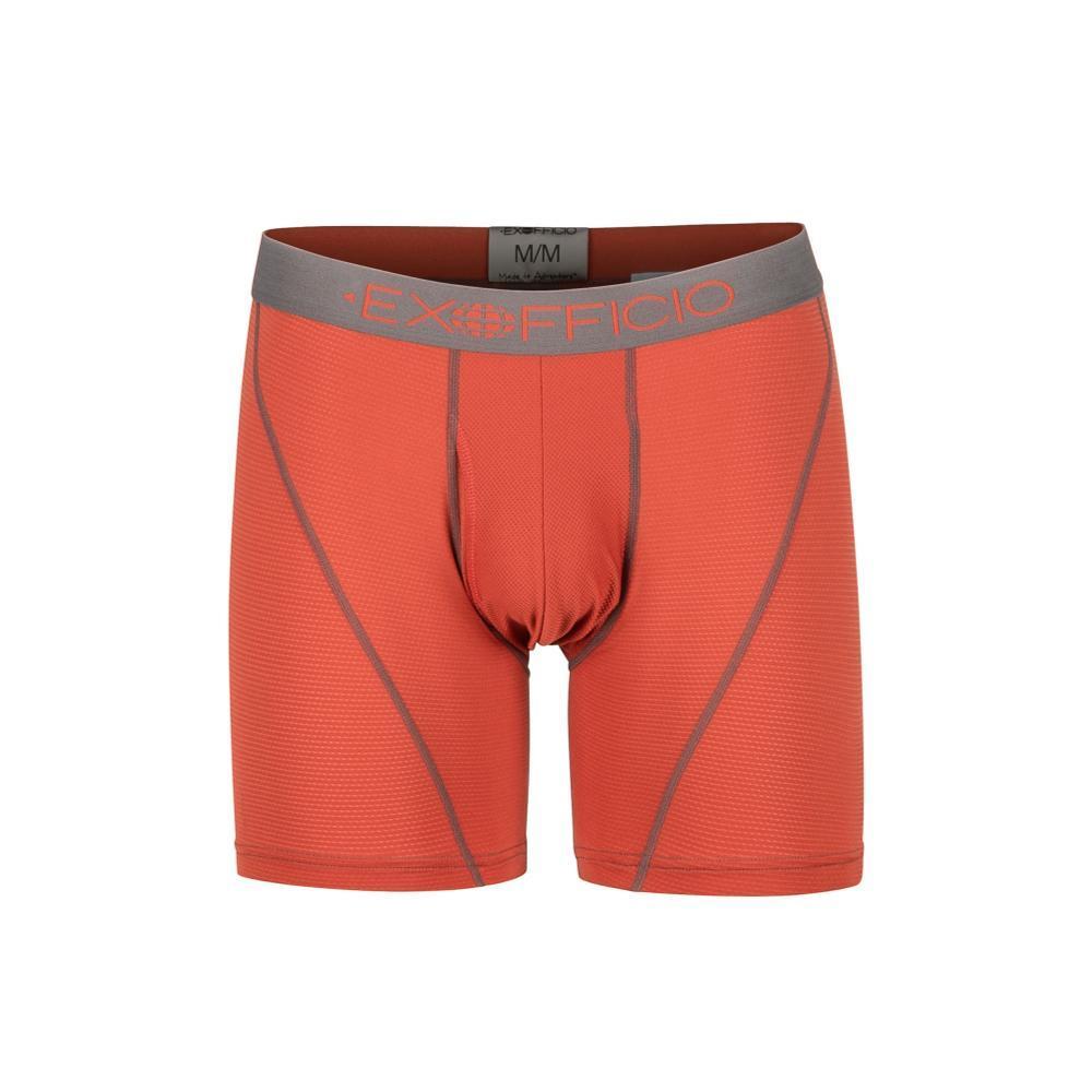 ExOfficio Men's Give-N-Go Sport Mesh 6in Boxer Briefs REDSL_3176