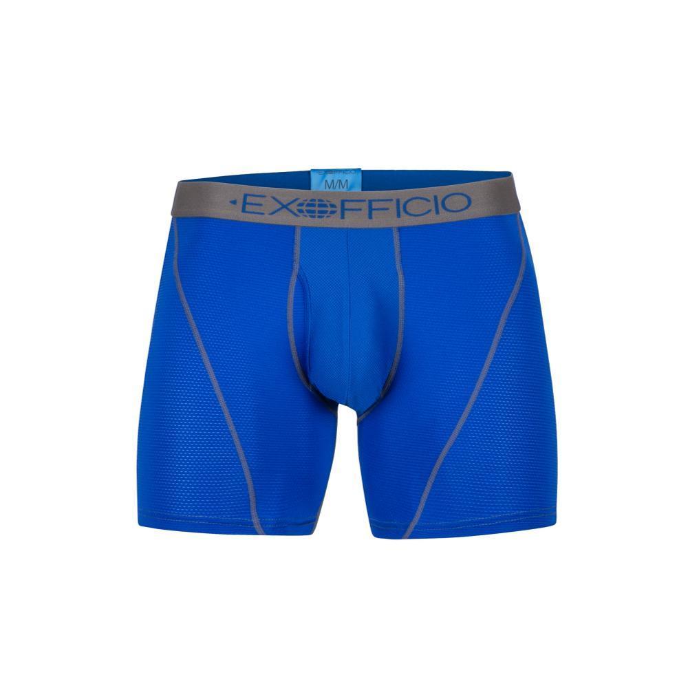 ExOfficio Men's Give-N-Go Sport Mesh 6in Boxer Briefs ROYAL_5673