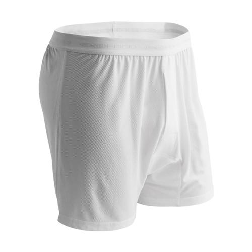 Ex Officio Men's Give-N-Go Boxers WHITE_1000