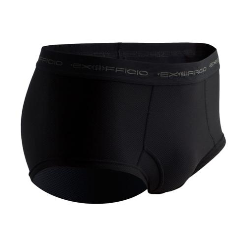 ExOfficio Men's Give-N-Go Briefs Black_9999