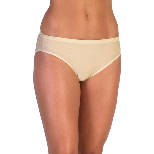 ExOfficio Women's Give-N-Go Bikini Briefs Nude_8010