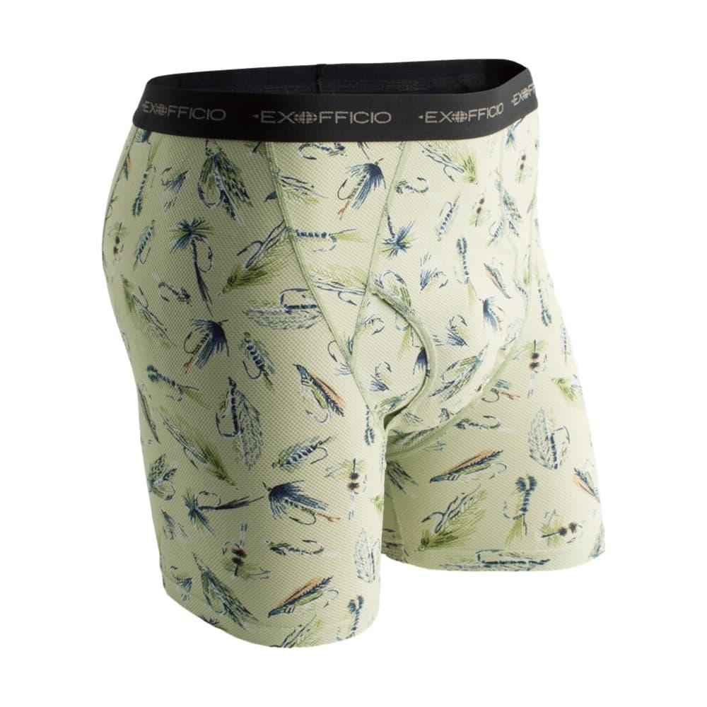 ExOfficio Men's Give-N-Go Printed Boxer Briefs MSHFLY_7298