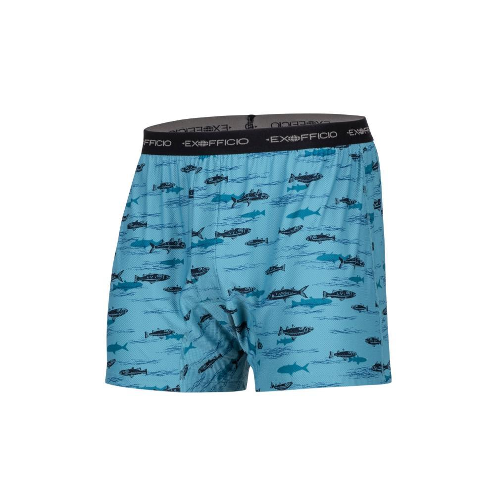 Exofficio Men's Give- N- Go Printed Boxers