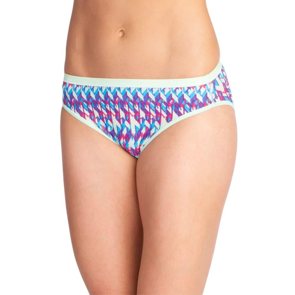 ExOfficio Women's Give-N-Go Printed Bikini Briefs MOJGEO_7295