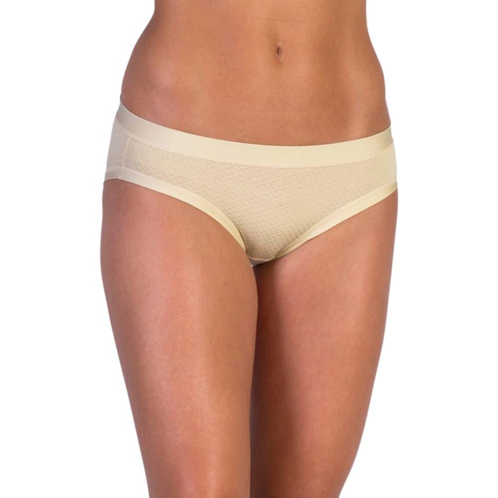 ExOfficio Women's Give-N-Go Sport Mesh Bikini Briefs NUDE_8010