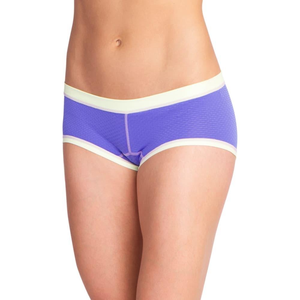 ExOfficio Women's Give-N-Go Sport Mesh Hipkini BLUIRIS_4768