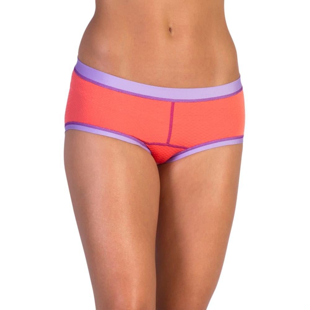 ExOfficio Women's Give-N-Go Sport Mesh Hipkini HTCORAL_3546