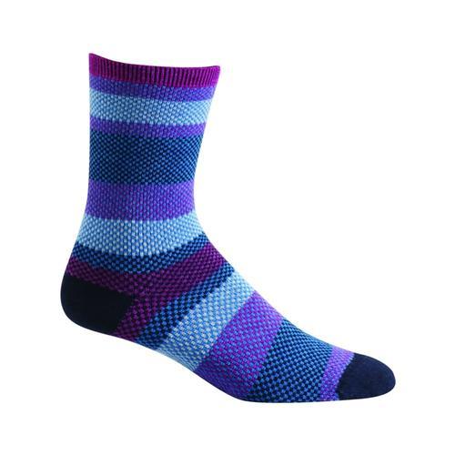 Sockwell Women's Mixology Crew Socks VIOLET_330