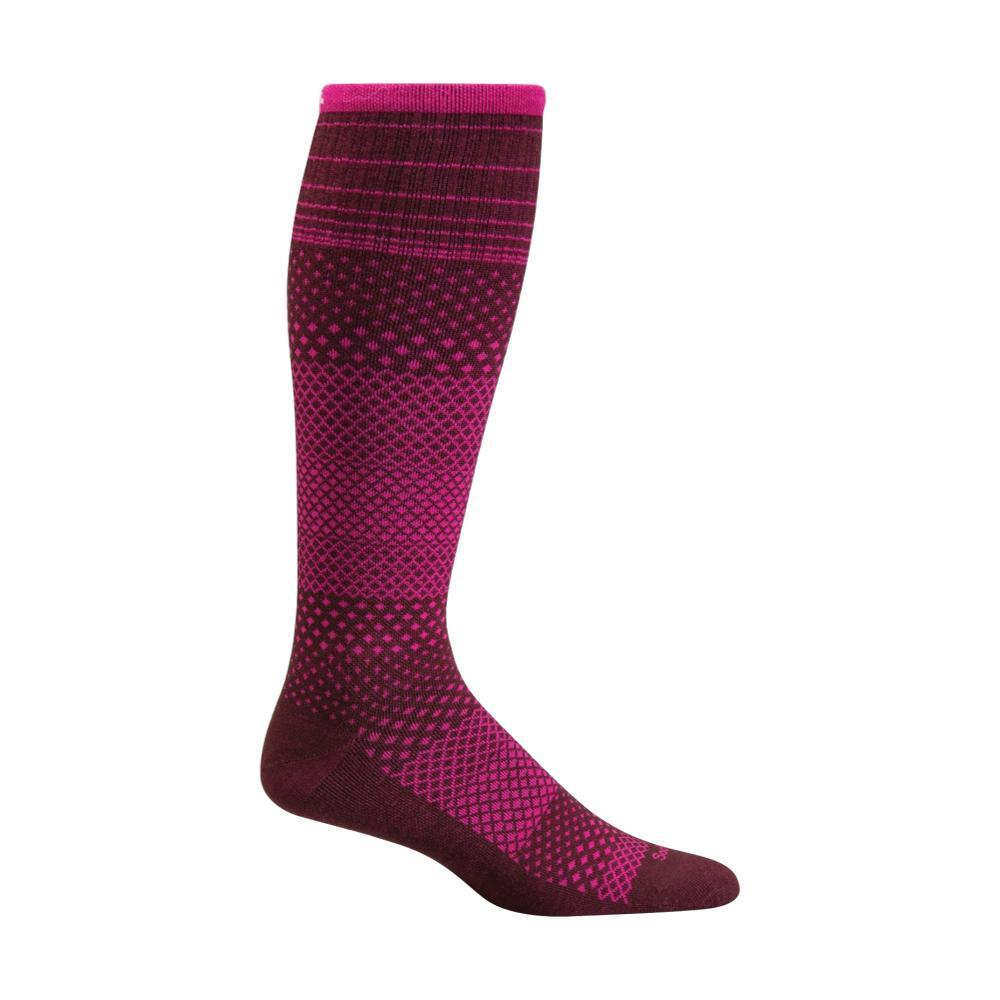 Sockwell Women's Micro Grade Moderate Graduated Compression Socks PORT_570