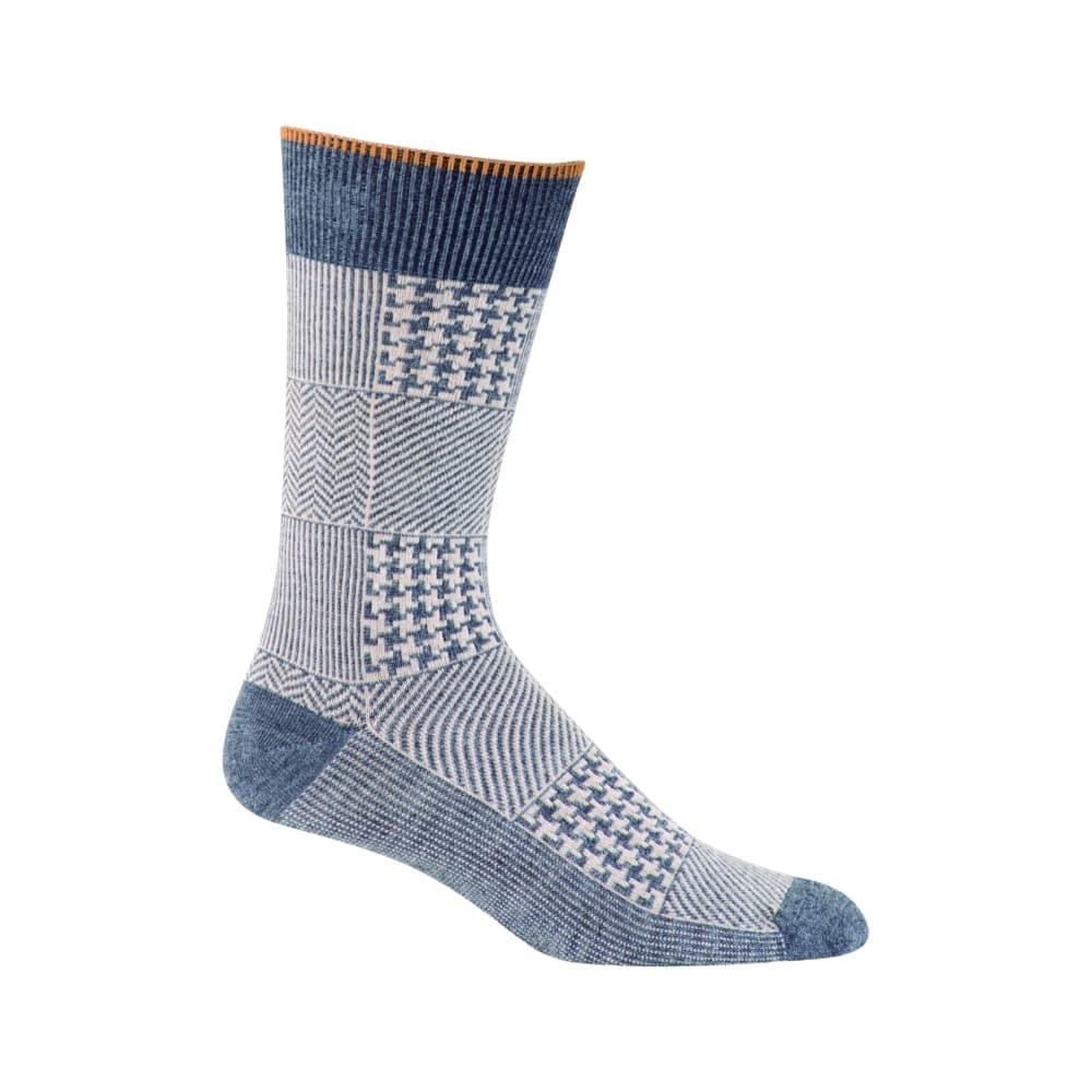 Sockwell Men's Haberdashery Crew Socks