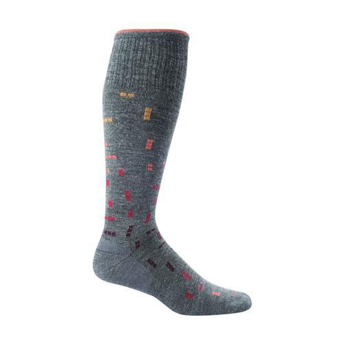 Sockwell Men's Digital Ditty Moderate Graduated Compression Socks CHAR850