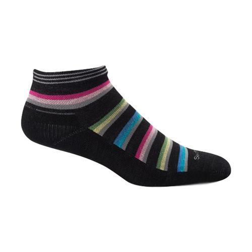 Sockwell Women's Sport Ease Bunion Relief Socks Black_900