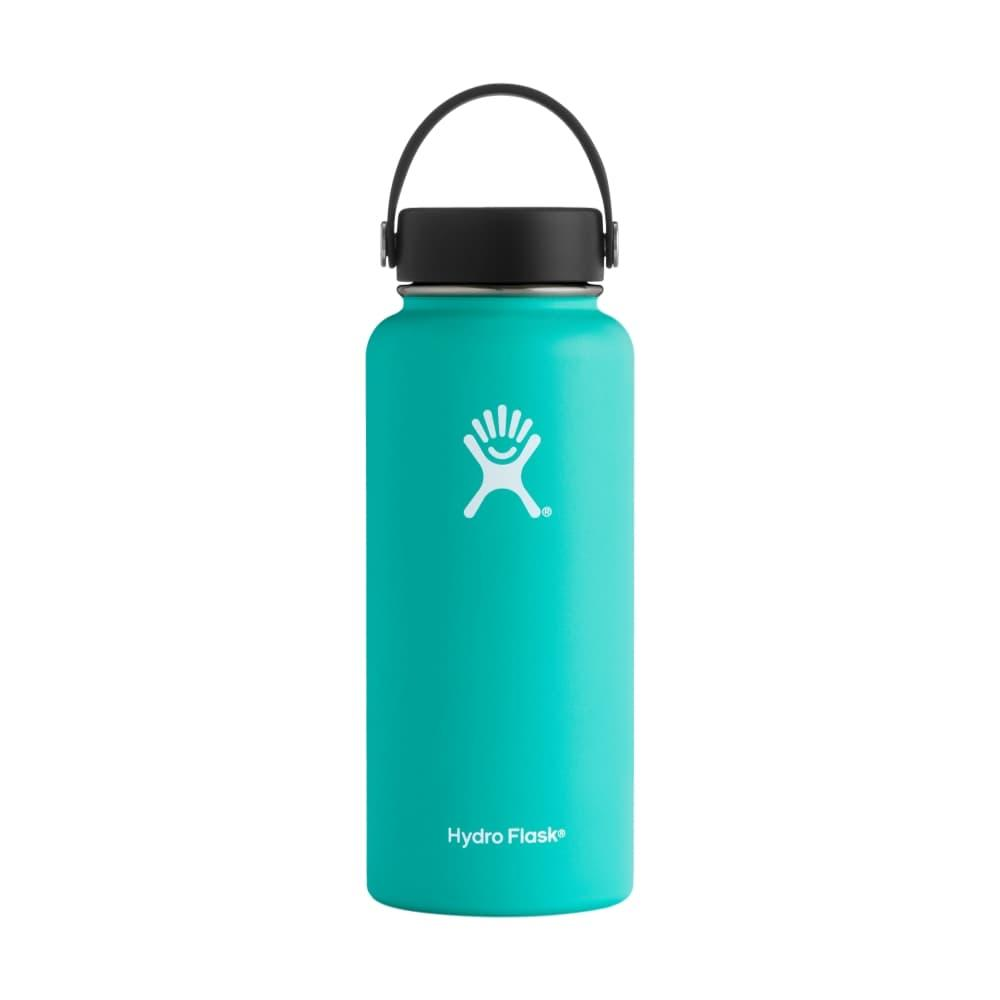 Hydro Flask 32oz Wide Mouth Bottle - Flex Cap MINT