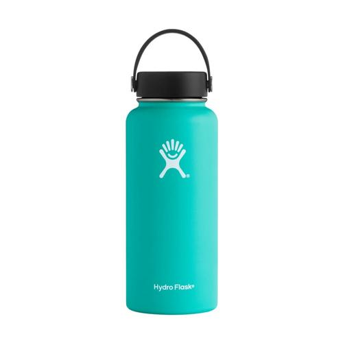 Hydro Flask 32oz Wide Mouth Bottle - Flex Cap MINT