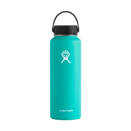 Hydro Flask Wide Mouth 40oz Bottle - Flex Cap MINT