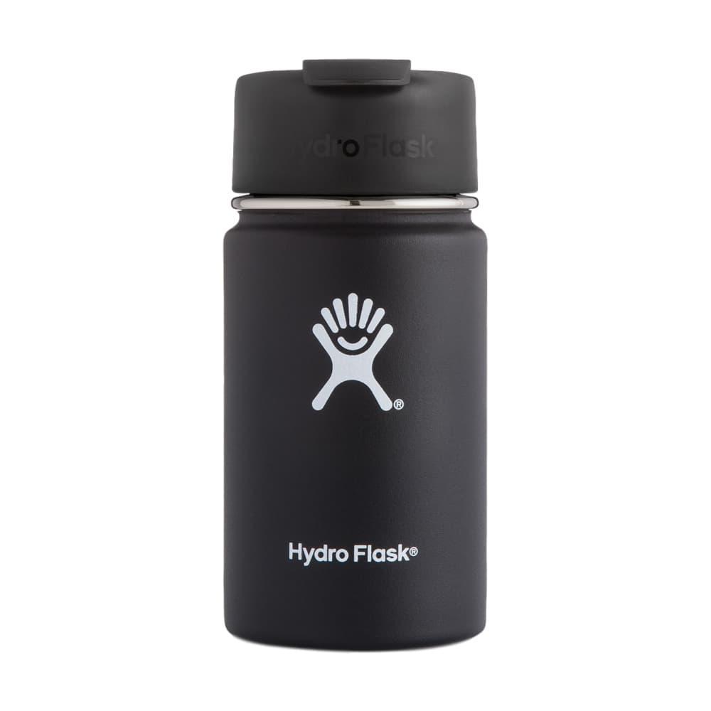 Hydro Flask Wide Mouth 12oz W/Flip Lid BLACK