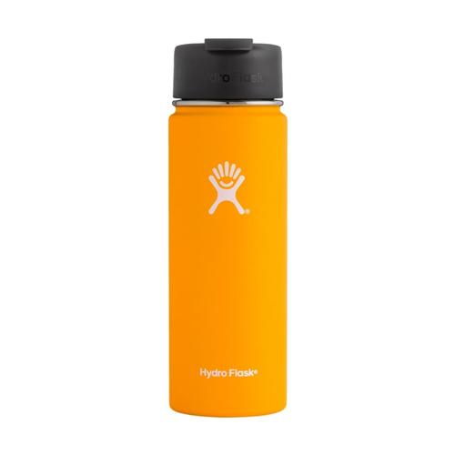 Hydro Flask Wide Mouth 20oz W/Flip MANGO