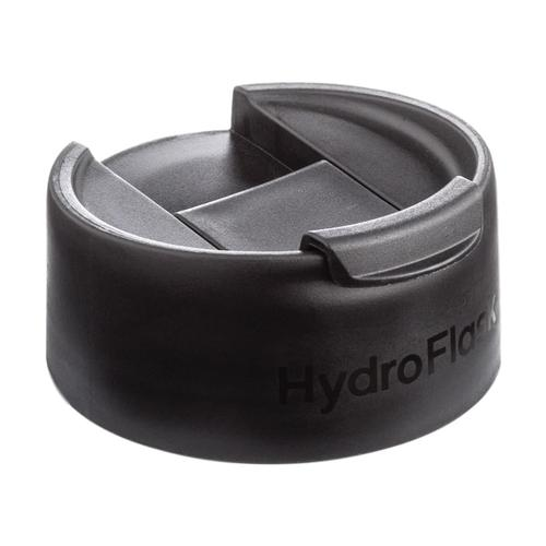 Hydro Flask Cap Hydro Flip Wide Mouth BLACK