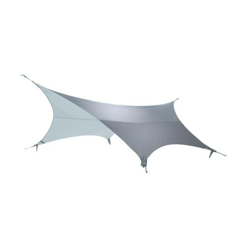 Kammok Glider Weather Shelter STONEGREY