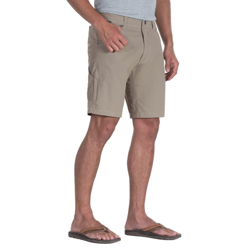 KUHL Men's Ramblr Shorts - 10in NOMADKHAKI