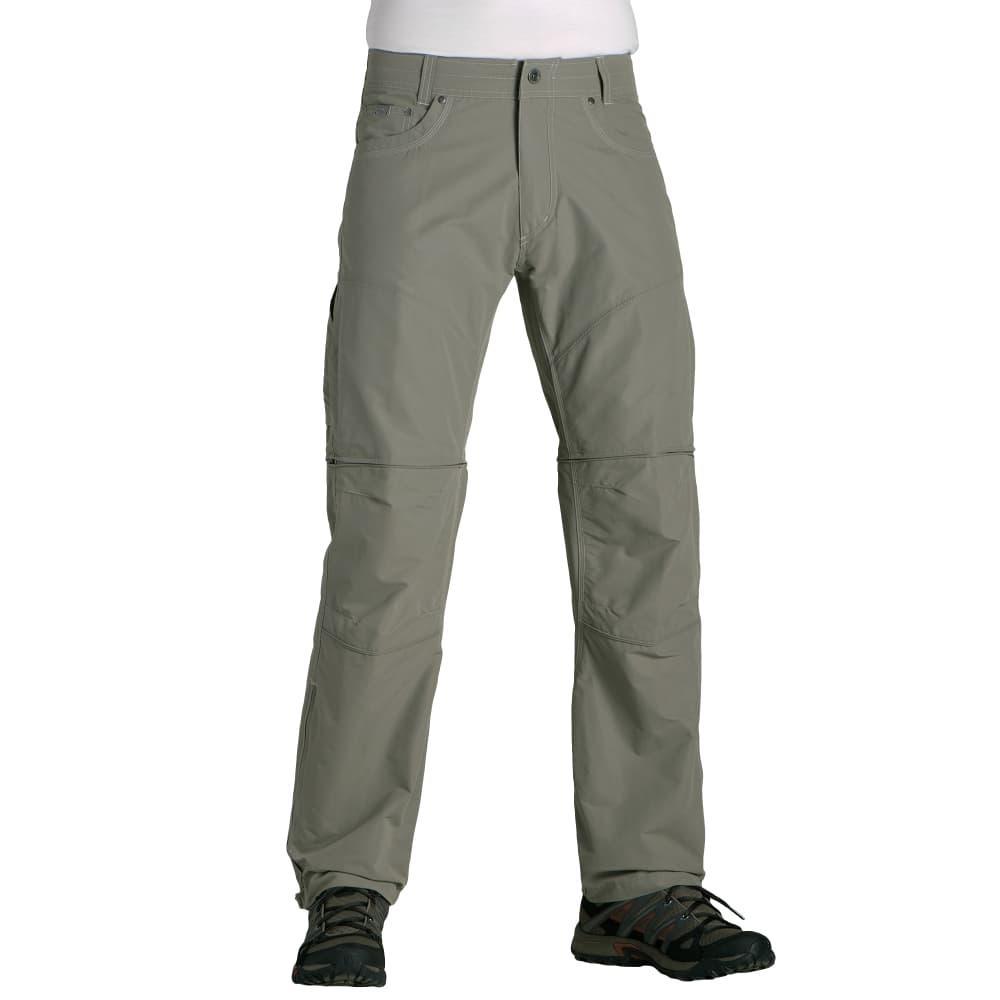 Kuhl Men's Liberator Convertible Pants - 30in KHAKI