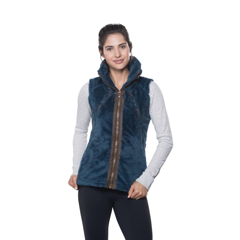 KUHL Women's Flight Vest HARBOR