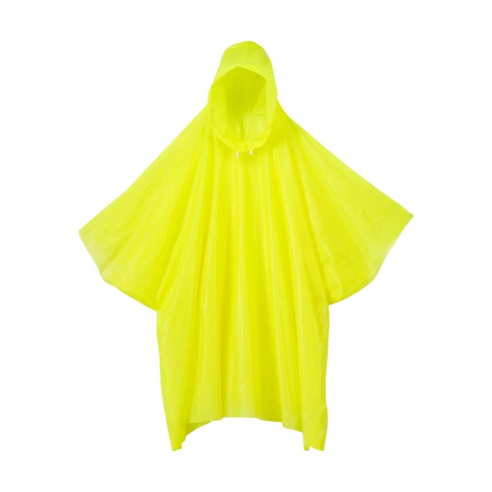 Lewis N. Clark Emergency Poncho YELLOW