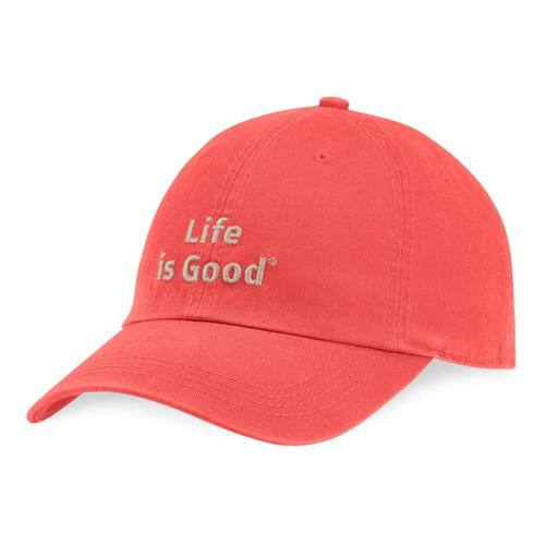 BRANDED CHILL CAP CLY_RED