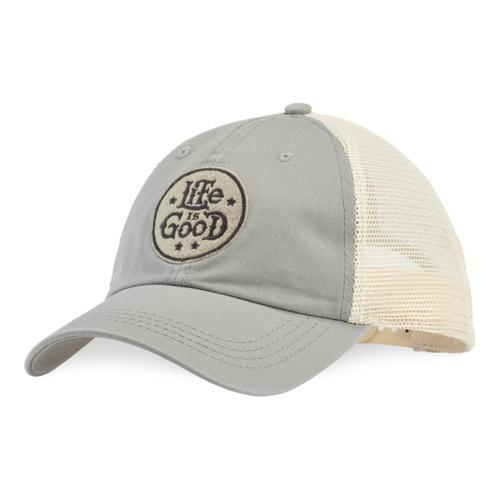 LIG CIRCLE SOFT TRUCKER SLA_GRY
