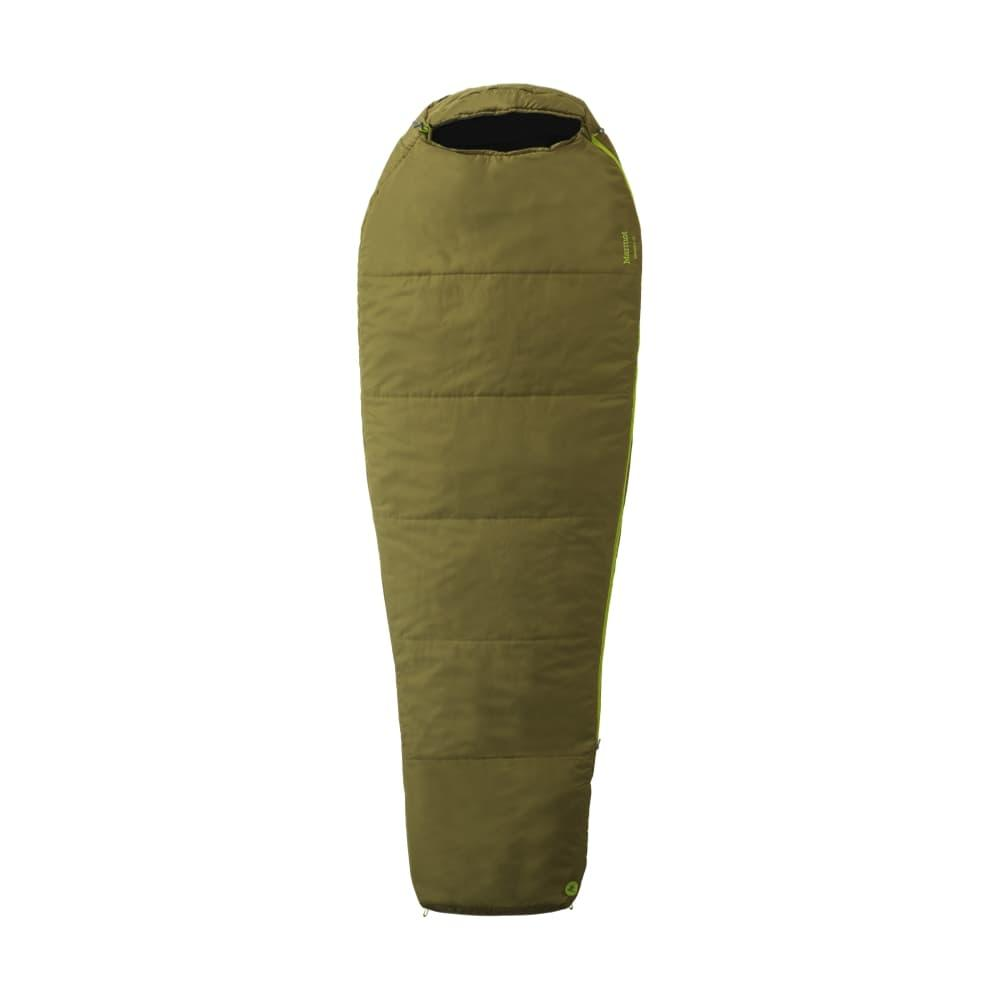 Marmot Nanowave 35 - Long Sleeping Bag MOSS_4190