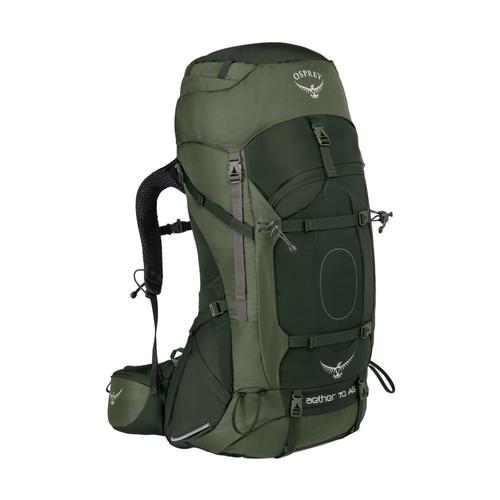 Osprey Aether AG 70 Pack - Medium Adrondkgreen